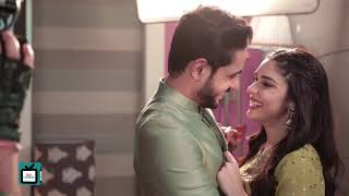 Ishq Subhan Allah On Set I Kabir and Zara to have some romantic, happy moments I Checkout Video I