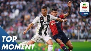Ronaldo Reaches Another Landmark | Juventus 1-1 Genoa | Serie A