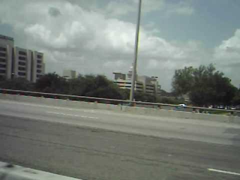 Through Houston
