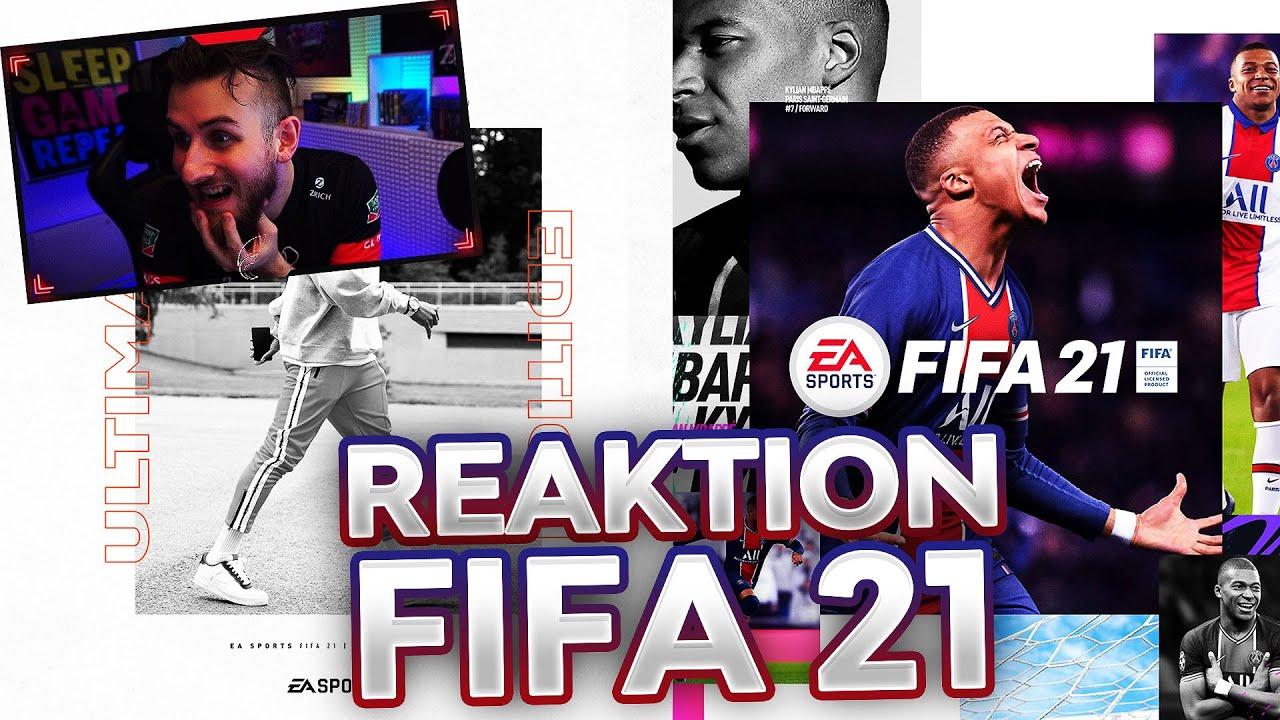 FIFA 21 TRAILER - REAKTION & TALK | FUT KOOP | VOLTA ONLINE | CANTONA ICON | NEUE JUBEL & SKILLS