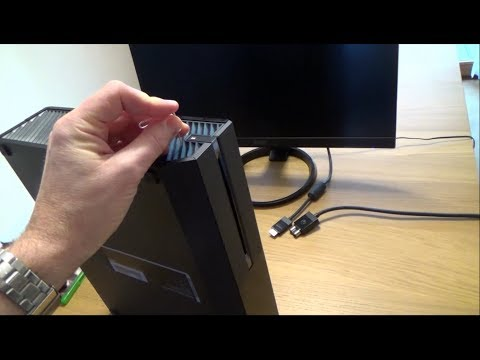 How to Manually Remove a STUCK DISC from the Xbox One Console (2)