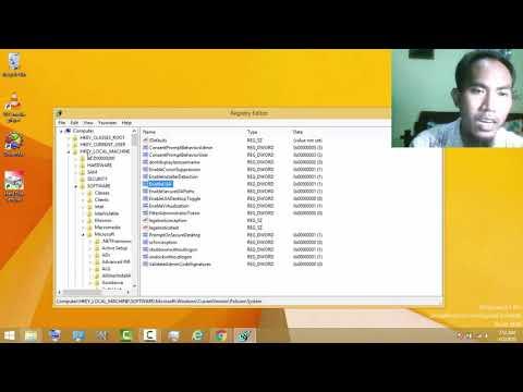 Video Cara Menghilangkan Build 9600 Pada Windows 8