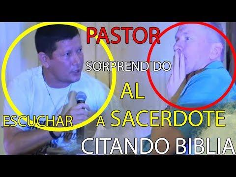 Pastor Donald Franz y Padre Luis Toro Dialogo sobre La Iglesia - Completo