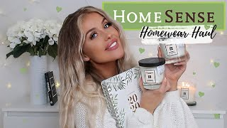 HOMESENSE HAUL AUGUST 2019! HOME INTERIOR INSPO   Gemma Louise Miles