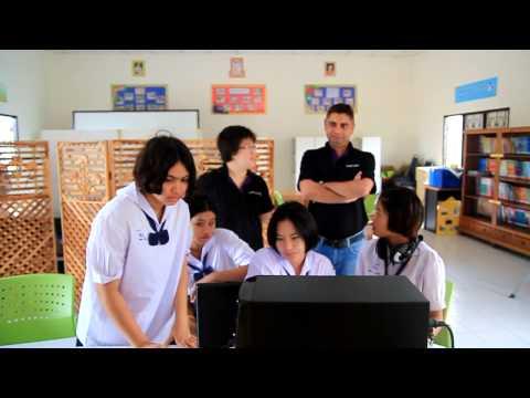Thai Cyber KIds Contest AYU 12 13 Feb