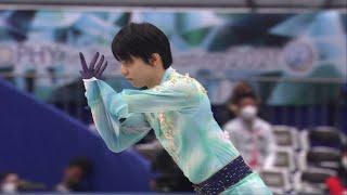 Юдзуру Ханю Произвольная программа Мужчины Командный чемпионат мира по фигурному катанию 2021