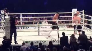 Усик против Князева, лучшие моменты боя!