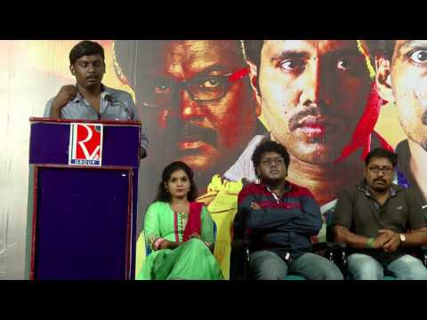 Tamil Movie Metro Success To Our Hard Work - Emotional Speech Of  the Debut Director - Must Watch