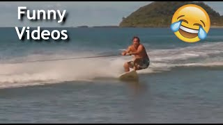 PEOPLE ARE STUPID   FAILS COMPILATION   Funny Videos