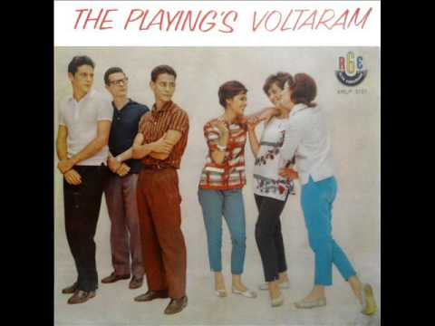 The Playing`s Voltaram - 1962