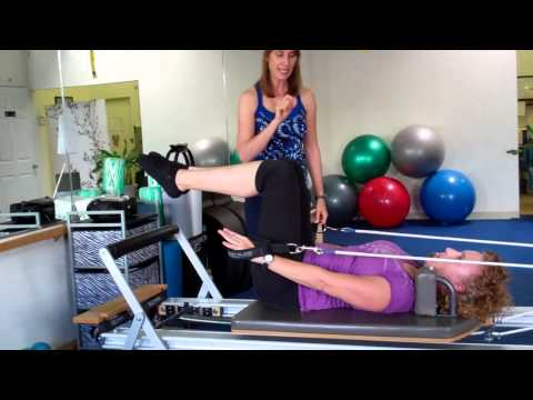 Pilates Reformer For Osteoporosis And Better Posture