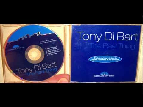 Tony Di Bart - The real thing (1994 New 12
