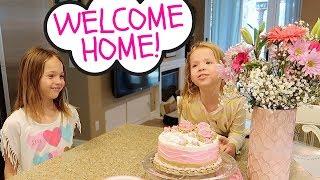 Layla Jane Comes Home