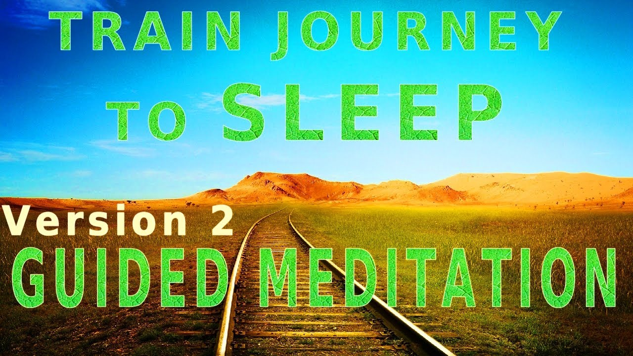 Guided meditation for sleep, release negativity and ...