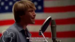 [HD] [Lyrics] Sterling Knight - Hero (Star truck OST)
