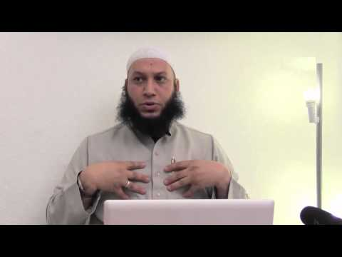 Die Vorzüge der Ersten 10 tage von Dhul Hijja - Sheikh Abdellatif