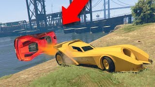 WE ACTUALLY PULLED THIS OFF! *BATMOBILE TROLLING!* | GTA 5 THUG LIFE #231