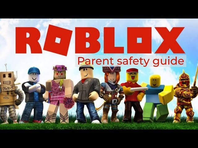 How to keep kids safe on Roblox