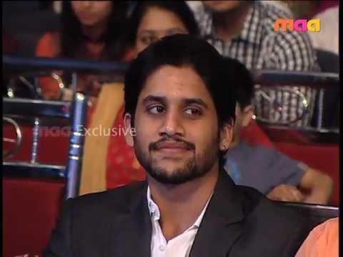 Maa Music Awards 2012 - Ranjith & Rahul nambiar Singing Amchi Mumbai song from businessman