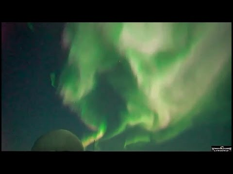 Northern Lights: Churchill, Manitoba March 1- 2, 2017