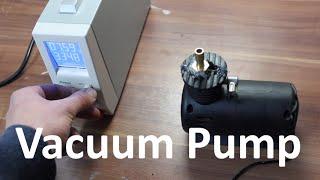 Zapętlaj Converting a 12V Air Compressor into a Vacuum Pump | ChemX