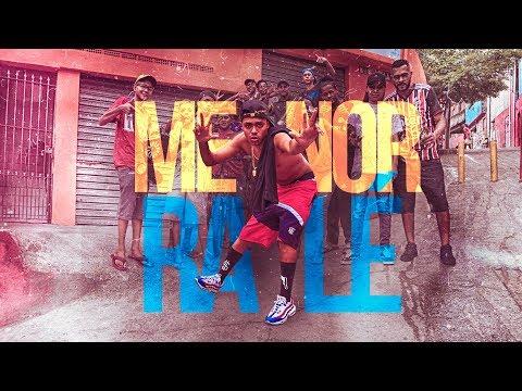 Mc Lipi - Medley Menor Ralé #01 (Clipe de Rua) DJ RF3
