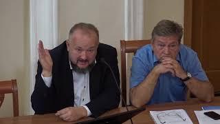 МГОУ (им. Крупской). Ученый совет 19 июня 2018 года