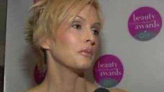 SuperKylie Bax at the CEW Beauty Awards