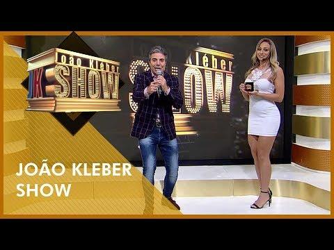Pegadinhas do João Kleber Show - 10/06/2018
