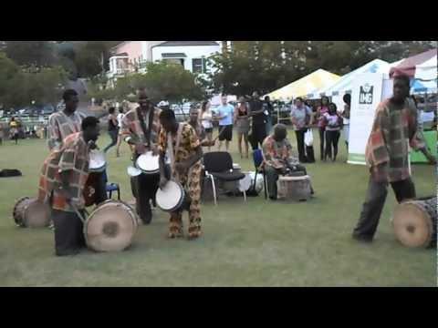 Drums in Grenada