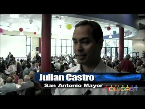Interview with San Antonio Mayor Julian Castro