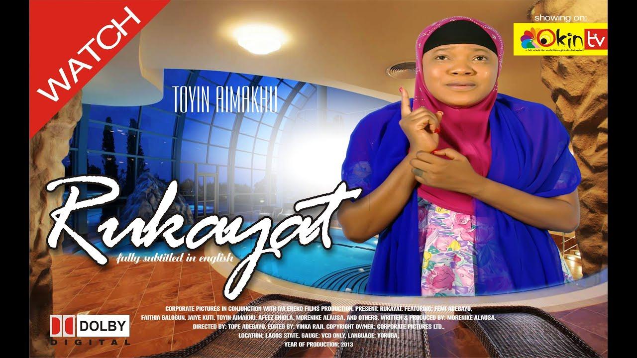 Download Rukayat Part 1 Yoruba Nollywood Latest Blockbuster 2013