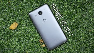 Huawei Y3 2017 Review (Cambo Report)