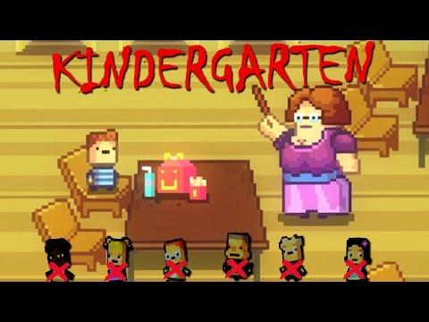"ELIMINATING EVERYONE FOR TEACHER'S ""SPECIAL"" HAPPY MEAL | Kindergarten [4]"