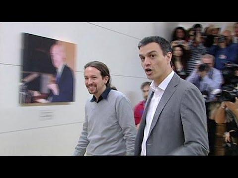 İspanya'da Hükümet Kurma çalışmaları Sürüyor