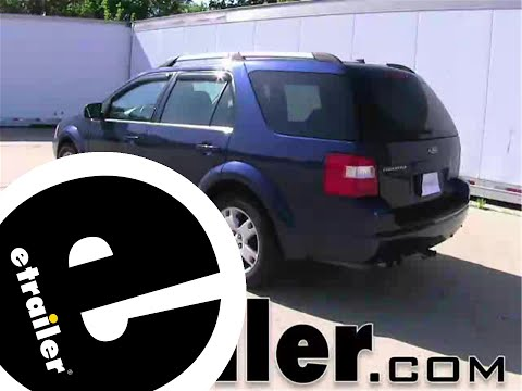 etrailer | Trailer Wiring Harness Installation - 2007 Ford Freestyle -  YouTubeYouTube