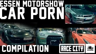 CAR PORN COMPILATION | Best of Motorshow 2015 | Z06 GTR AMG 911 RWB M3 M4 BMW LAMBO Aventador R8