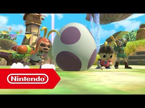 Super Smash Bros. Ultimate - Mise à jour ULTIME au printemps 2019 (Nintendo Switch) thumbnail