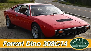 Why is The Dino 308 GT4 The BEST V8 Ferrari?