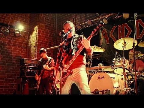 Acid Drinkers - Me (tour video)