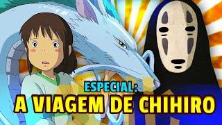 Nesse #BunkaPop, Jack Freitas e Moo Chan falam sobre o Studio Ghibli e a animação A Viagem de Chihiro, de Hayao Miyazaki. Sobre o que REALMENTE ...