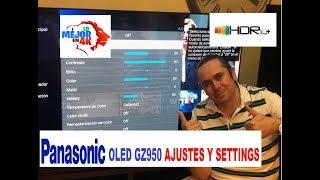 Panasonic FZ800/FZ950 4K UHD OLED TV picture settings and tips