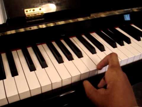 From Where You Are by Lifehouse Piano Tutorial
