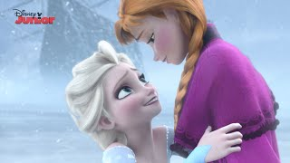 Frozen | I am A Princess | Disney Junior UK