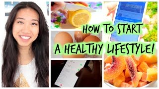 Start a healthy lifestyle! ♡ 5 tips ...