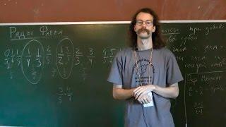 В.А. Клепцын. Рациональные приближения действительных чисел