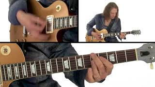 Robben Ford Guitar Lesson - Altered State Chords Performance - Blues Chord Evolution