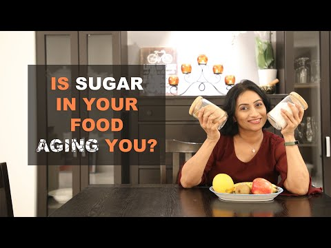 Bitter Effects Of Sugar | Sugar And Aging | Quit Sugar Stay Young