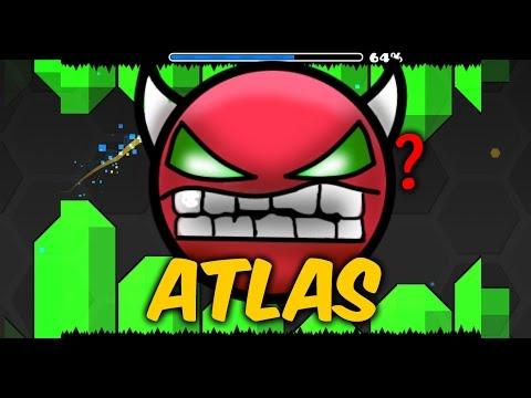 [HD] Geometry Dash [Demon 10★] - Atlas By FunnyGame