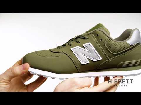 Boy's New Balance 574 Casual Shoe